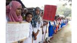 Sonia 'rape, suicide' spark protest in Panchagarh