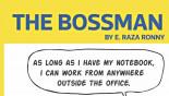 The Bossman #35