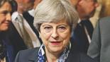 Struggling British PM faces confidence vote