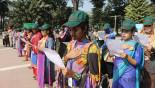 Youths take oath against graft