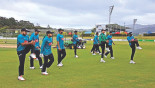 Tigers to warm up against India A