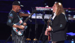 Paul Simon, Tom Morello lead music drive against poverty