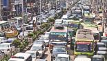 Traffic goes haywire