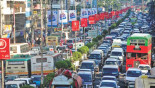 Govt considering traffic situation seriously