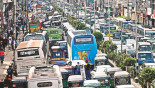 Traffic jam in Dhaka eats up 3.2m working hrs everyday: WB