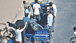Public Transport: Sudden strike cripples the port city
