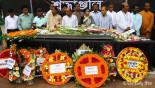 Sudhin Das cremated