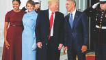 Trump's shock rise to presidency