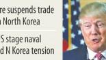 Trump defends Asia trip