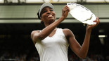 I'll be back, vows Venus after Wimbledon heartache