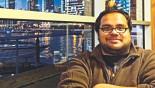 Bangladeshi Wahid's visual FX team cheers