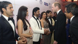 Prince William, Kate Middleton meet the kings, queens of Bollywood