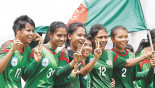 U-16 girls off to winning start