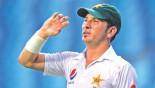 Yasir boost for Pak