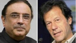 Zardari, Imran demand Nawaz's resignation