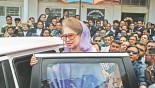 'No revenge on Hasina'