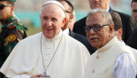 Take 'decisive' int'l step to end Rohingya crisis: Pope