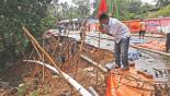 Rangamati still alarmed as rain yet to let up