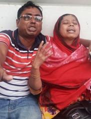 Sylhet-cop's-family