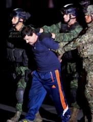 Drug lord Joaquin 'El Chapo' Guzman