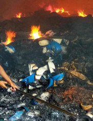 Tongi fire