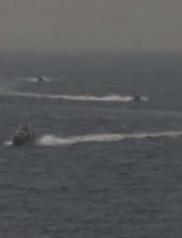 US Navy ship, Iranian vessel, Iranian fast-attack craft, Pentagon spokesman