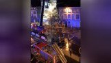 Blast injures several in Belgium