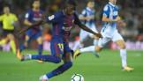 Dembele suffers new injury setback