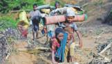6,700 Rohingya killed during attacks in Myanmar: MSF