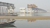 Second Teesta bridge misses deadline again