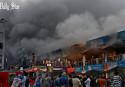 In photos: Gulshan DNCC market fire
