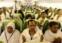 Maiden hajj flight reaches Jeddah