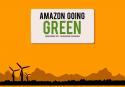 Amazon going green