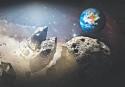 Asteroid strike on Earth inevitable