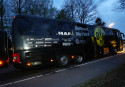 Blasts near Dortmund bus injure player