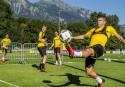 Dortmund buy 'spy hill'