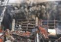 City market ravaged by 16-hour blaze