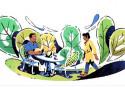 Nuhash elated with Google doodle marking Humayun's birthday