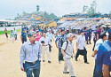 Myanmar working on Rohingya issues