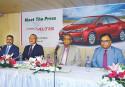 Navana launches Corolla Altis