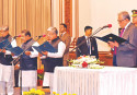 Council of Ministers: Three new faces sworn in