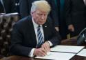 Trump tax bill revealed in fresh leak