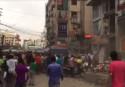 Fire from elevator crash 'kills 4' in Uttara mall