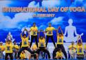 Indian High Commission celebrates Yoga Day in Dhaka