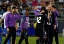 Rotation key to Zidane's success