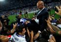 It's an incredible feeling: Zidane