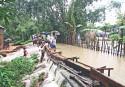 Flood in Sunamganj