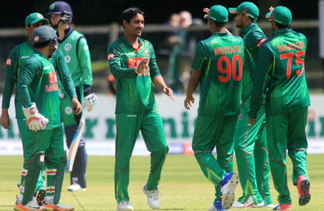 Bangladesh rise to sixth in ODI rankings