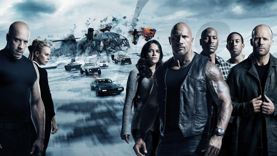 'Fate of the Furious' Breaks An Epic Box Office Record