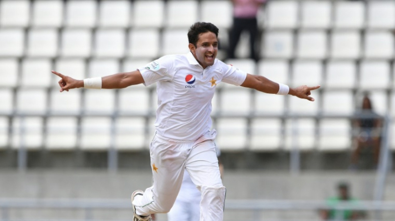 Mohammad Abbas bowls fabulous spell of 5/44 in Round 2 of Quaid-e-Azam Trophy (Super 8)